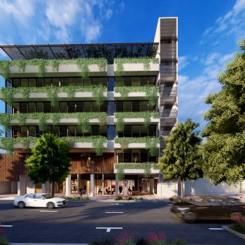 York Street Redevelopment Render